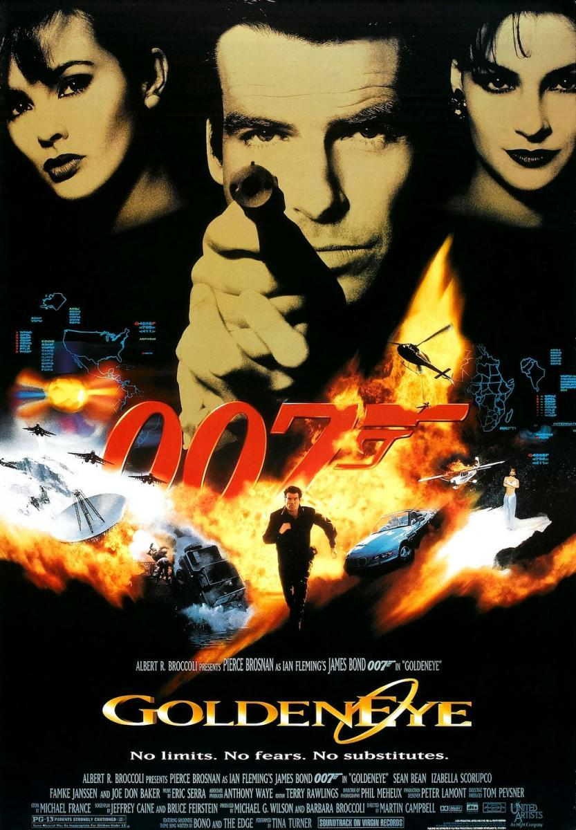 GOLDENEYE (1995) [BLURAY 720P X264 MKV][AC3 5.1 CASTELLANO] torrent